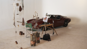 Vintage Cars and Art